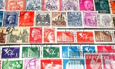 Europe 100 different stamps  without Germany