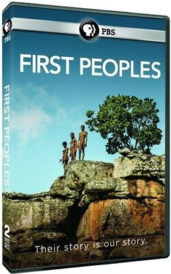 First Peoples - 2 DISC SET (2015, REGION 1 DVD New)