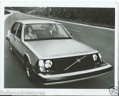 Volvo 1970 Experimental Safety Vehicle United States Press Photograph + Notes