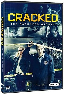 Cracked: The Darkness Within - 2 DISC SET (2015, REGION 1 DVD New)