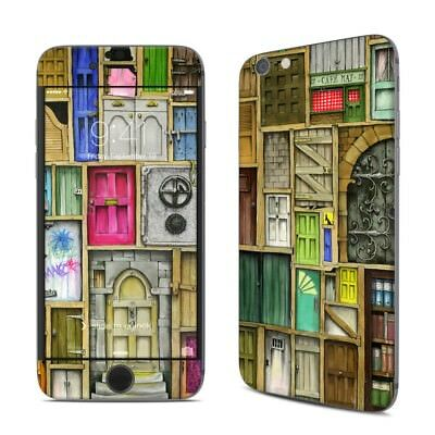 iPhone 6/6S Skin - Doors Closed by Colin Thompson - Sticker Decal