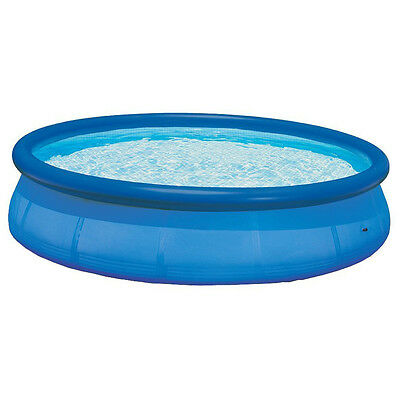 Intex 56410 Easy Set Pool 457x91cm blau ohne Filterpumpe Aufstellpool