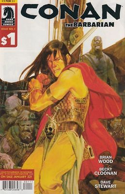 1 For $1 Conan The Barbarian #1 (Dark Horse Comics) Comic