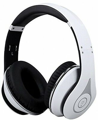 August EP640 - Bluetooth Wireless Stereo NFC Headphones - Over Ear Cordless In,