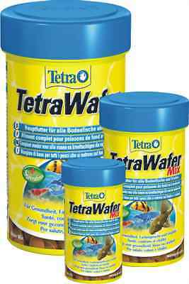 Tetra*Tetra WaferMix Wafer Mix*12g sachet,100,250ml ,1L tube,3,6L sealed  bucket