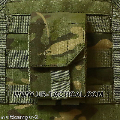 Ops / Ur-Tactical Collapsible Dump Pouch In Crye Multicam Tropic