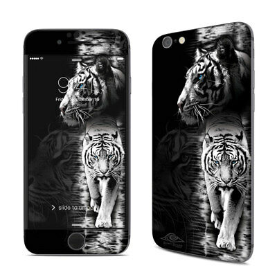iPhone 6/6S Skin - White Tiger by Michael McGloin - Sticker Decal