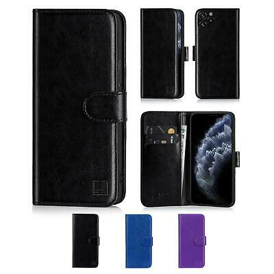FLIP LEATHER CASE COVER FOR APPLE IPHONE 4 4S 5 SE 6 7 8 XS XR 11 Pro Max