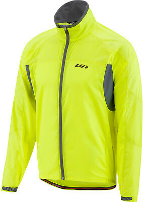 Louis Garneau Blink RTR Jacket Hi-vis Yellow 2017