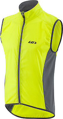 Louis Garneau Blink RTR Vest Hi-Vis Yellow 2017