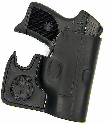 Concealed IWB Brown Leather Gun holster for Sig//Sauer P-230 P-232