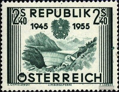 Austria 1016 fine used / cancelled 1955 Independence