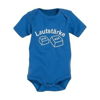 SCHNIZLER Baby Bodysuit 1/4-Arm 'Volume' Size can be selected