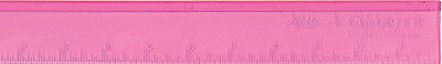 Add-a-Quarter Lineal PINK - Mit a speziell entwickelt 0.6cm Lippe 30.5cm lang
