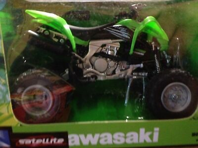Kawasaki Kfx 450R Quad Atv Toy Model Diecast 1:12 Scale Gift Idea  Christmas
