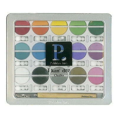 I Kan'dee Chalk Set-Basic Brights