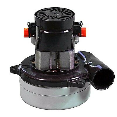 New Genuine Ametek Lamb 2 Stage Vacuum / Blower Motor 117073-37