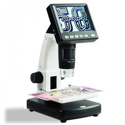 LIGHTHOUSE 346680 LCD digital microscope with 10?500x magnification