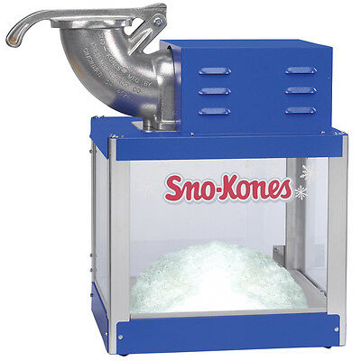 Snow Cone Machine Ice Shaver Gold Medal 1203 Shav-A-Doo