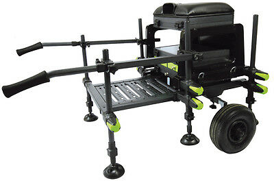 MAVER SIGNATURE MXi SEATBOX BARROW ARM & WHEEL KITS