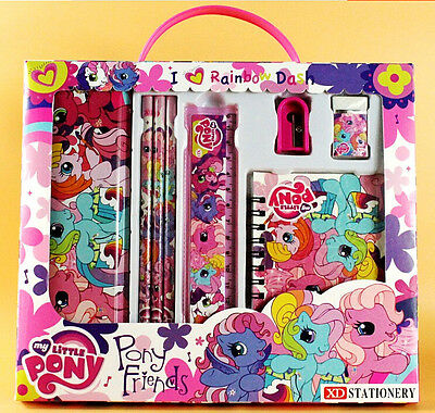1box my little pony Pencil sets case stationery School learning Pencil case M-01