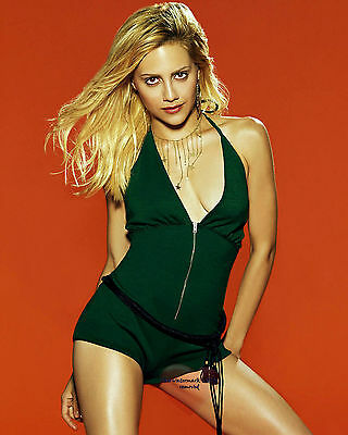 8X10 glossy /& Other Size /& Paper Type  PHOTO PICTURE bm19 Brittany Murphy