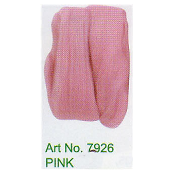 Pink Natural Wool Roving For Felting 20G