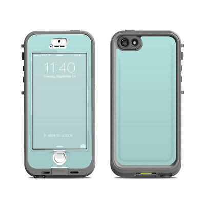 Skin for LifeProof Nuud iPhone 5S - Solid Mint - Sticker Decal