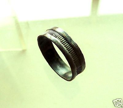 Ancient Bronze Ring (155)
