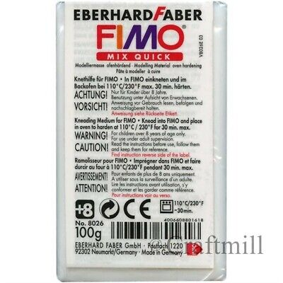 MIX QUICK FIMO Polymer Clay SOFTENING Medium 100g,