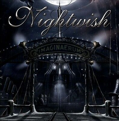 Nightwish imaginaerum (box set, limited edition, numbered) | discogs.