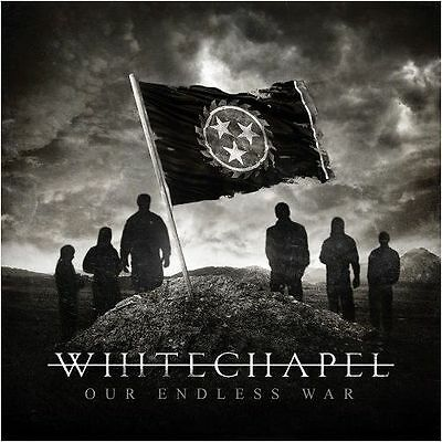 WHITECHAPEL - Our Endless War  [BLACK Vinyl] LP