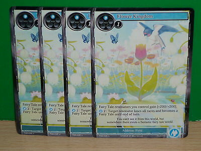 FOW Force of Will - TMS-038 Flower Kingdom
