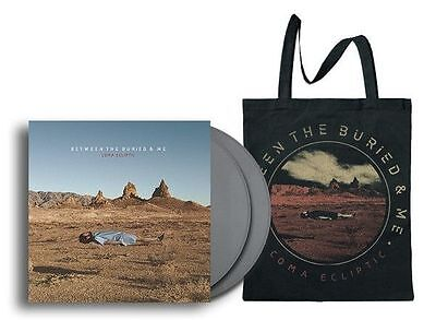 BETWEEN THE BURIED AND ME - Coma Ecliptic  (2-LP - SILVER + BAG) DLP