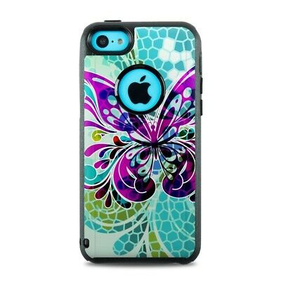 Skin for Otterbox iPhone 5C - Butterfly Glass by SANCTUS - Sticker Decal