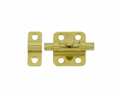 Barrel Bolt 2 inch Solid Brass in 9 Finishes By FPL Door Locks & Hardware