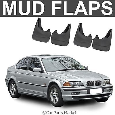 Mud Flaps Splash guard for BMW E30 m3 E46 E36 mudguard set of 4x front and rear