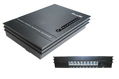 Home Small Office Pbx 108 Telephone System Brand New