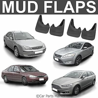 Mud Flaps Splash guard for Ford Mondeo mudguard set of 4x front and rear