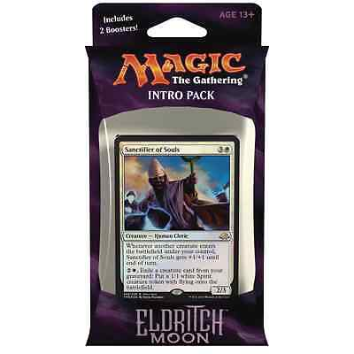 MTG ELDRITCH MOON * Intro Pack - Unlikely Alliances (White)