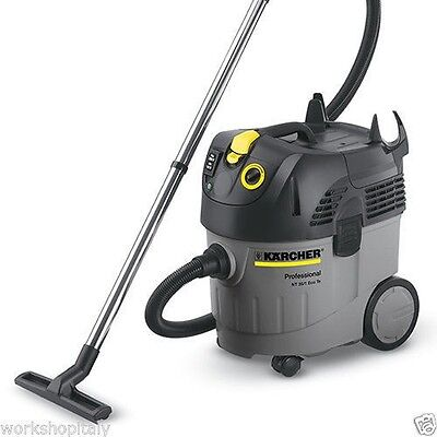 Vacuum Cleaner Karcher Filter Shaker Automatic Nt 35/1 Eco/Te
