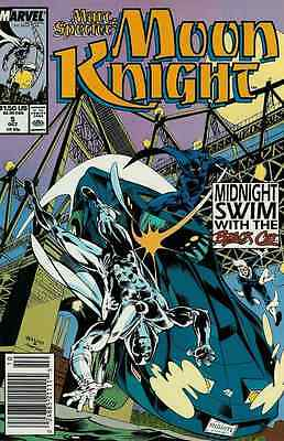MOON KNIGHT #51 NEAR MINT MARC SPECTOR 1st SERIES 1989