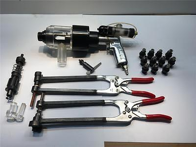 Special Aircraft CLECO DESOUTTER Pneumatic Auto Air Feed Drill Kit 97845 HCU 38