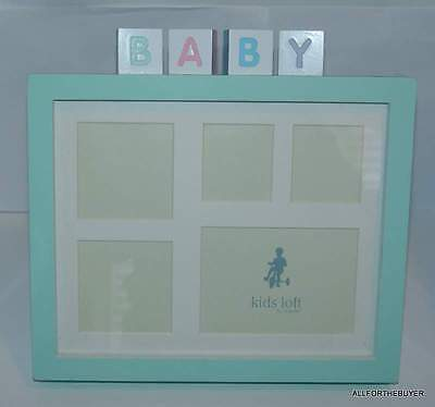 Kids Lofft Stand Up Baby Picture Frame Nib