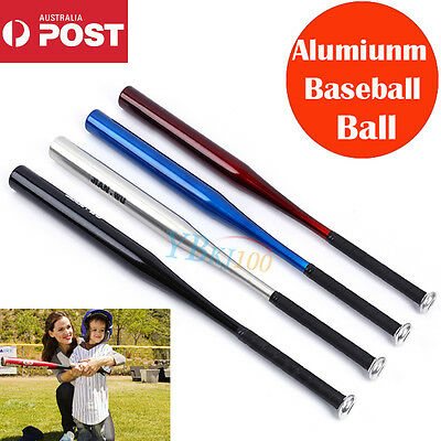 Aluminum Alloy Baseball Bat Racket Softball Outdoor Sports 30 32 34'' Inch AU