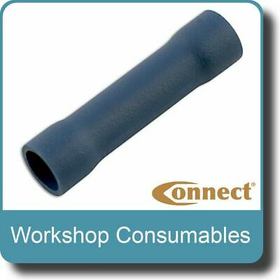 Genuine Connect Blue Butt Connector 4.0mm Pack of 100