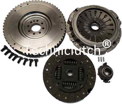 Dual To Single Mass Flywheel And Clutch Kit Package For A Citroen C8 2.2 Hdi Mpv