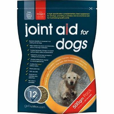 JOINT AID FOR DOGS-support for the normal wear & repair of cartilage, tendon etc