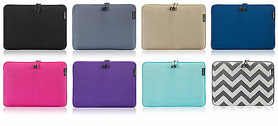 Soft Sleeve for MacBook 11 12 13 15 inch Retina Pro, Air Laptop Case 13.3 15.4