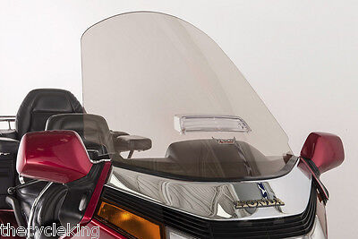 "34"" TALL Clear Vented Windshield - Honda GL 1500 Gold Wing GL1500 Goldwing"